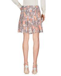 Paul & Joe - Pink Mini Skirts - Lyst