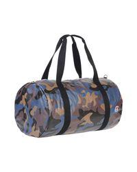 K-Way - Blue Travel & Duffel Bag - Lyst