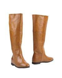 Boemos - Brown Boots - Lyst