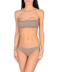 Verdissima - Natural Bikinis - Lyst