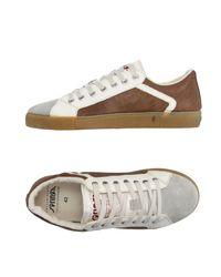 Springa - Brown Low-tops & Sneakers for Men - Lyst