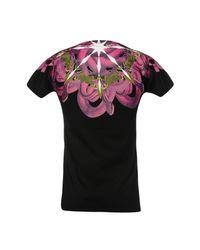 Marcelo Burlon - Black T-shirts for Men - Lyst