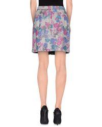 Sea - Multicolor Knee Length Skirts - Lyst