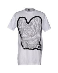 KTZ - White T-shirt for Men - Lyst