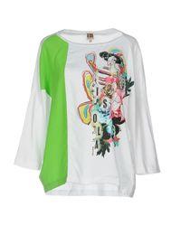I'm Isola Marras - Green T-shirt - Lyst