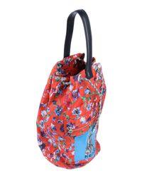 KENZO - Red Backpacks & Bum Bags for Men - Lyst