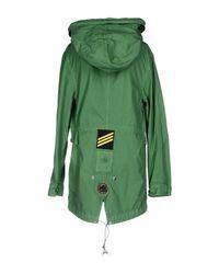 Mr & Mrs Italy - Green Jacket - Lyst