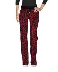 Versus  - Red Casual Pants - Lyst