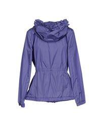 Allegri - Purple Jacket - Lyst