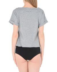 Emporio Armani Gray Undershirt