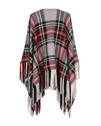 Chloé - Red Capes & Ponchos - Lyst