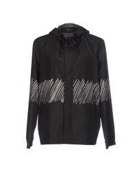T By Alexander Wang - Black Overcoats for Men - Lyst
