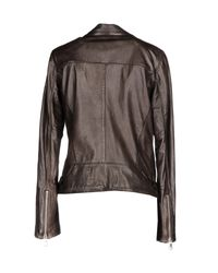 Unfleur - Brown Jacket - Lyst