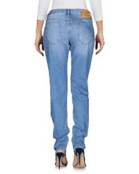 Don't Cry - Blue Denim Trousers - Lyst
