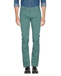 KENZO - Green Casual Trouser for Men - Lyst