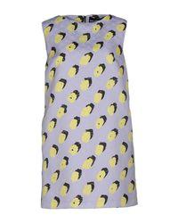 Marco Bologna - Multicolor Short Dresses - Lyst