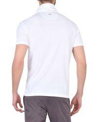Napapijri - White Polo Shirt for Men - Lyst