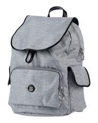 Kipling Gray Backpacks & Fanny Packs
