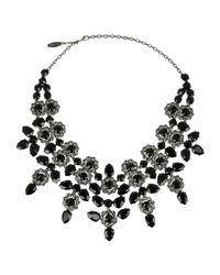 Roberto Cavalli - Black Necklace - Lyst