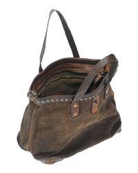 Campomaggi | Green Handbag | Lyst