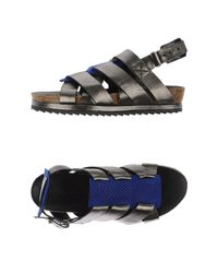 Surface To Air - Gray Sandals - Lyst