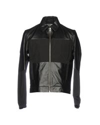 McQ Alexander McQueen Black Jacket for men