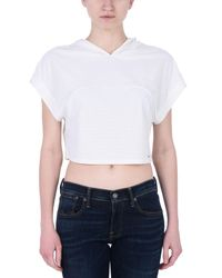 Calvin Klein - White T-shirt - Lyst