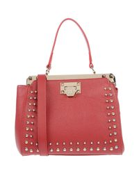 Philipp Plein - Red Handbag - Lyst