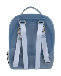 Furla - Blue Backpacks & Fanny Packs - Lyst