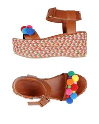 Twin Set - Multicolor Sandals - Lyst