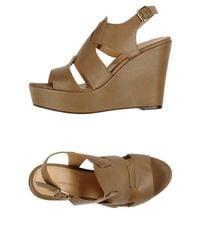 Tila March | Natural Sandals | Lyst