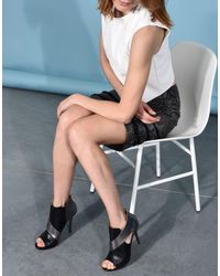 Jolie By Edward Spiers | Black Ankle Boots | Lyst