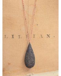 Maha Lozi - Multicolor Moet Necklace - Lyst