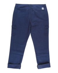 Native Youth - Blue Cromer Trousers for Men - Lyst