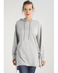 Glamorous | Gray Sweatshirt | Lyst