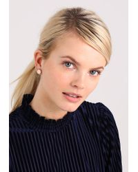 Dyrberg/Kern | Metallic Layla Earrings | Lyst