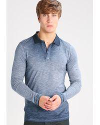 BOSS Orange | Blue Pryce Polo Shirt for Men | Lyst