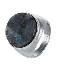 Dyrberg/Kern   Metallic Castor Ring   Lyst