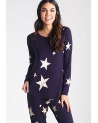 Gap | Blue Pyjama Top | Lyst