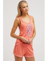 Kensie | Pink Coastal Dreamer Pyjama Set | Lyst