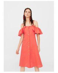 Mango | Multicolor Summer Dress | Lyst