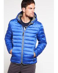 Napapijri | Blue Aerons Winter Jacket for Men | Lyst