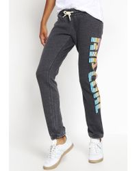 Rip Curl | Gray Tracksuit Bottoms | Lyst