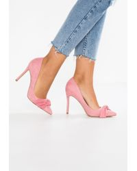 River Island | Pink Classic Heels | Lyst