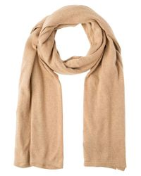 Tommy Hilfiger | Natural Anna Scarf | Lyst