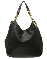 MICHAEL Michael Kors   Black Fulton Handbag   Lyst