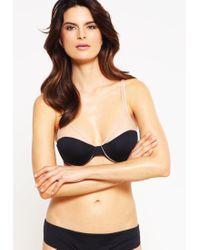 La Perla   Black Bikini Top   Lyst
