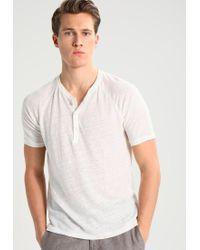 Club Monaco   White Basic T-shirt for Men   Lyst