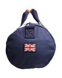 Hackett | Blue Sash Duffle Weekend Bag for Men | Lyst