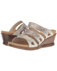 Romika - Multicolor Nevis 04 (platin) Women's Shoes - Lyst